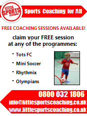 Free session with Little Sport Coaching