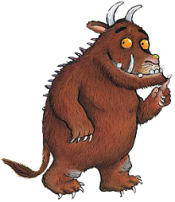 The Gruffalo, Character from Show in Lowry