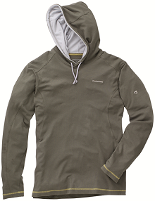 Men's Mendoza Hoody - outdoor insect-repelllent wear with protection against bites