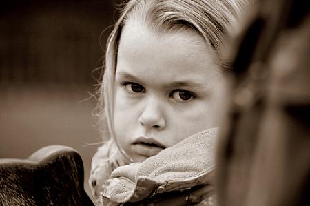 Sad Girl - How to Handle Girls Bulling