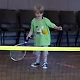 Tennis Tykes Rallying