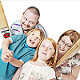 Win Family Photoshoot with Venture Photography, Stockport
