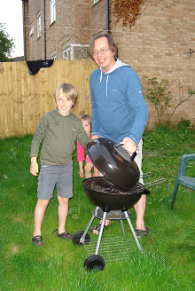barbecue is best family fun activity