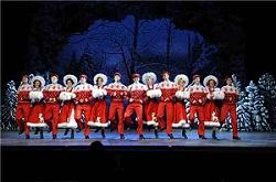 White Christmas The Musical at The Lowry, Salford Quays