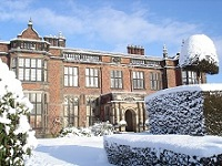 Arley Hall, Jan 2010