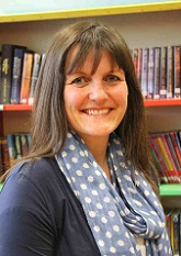 Mrs Kate Sargent, Cheadle Hulme School Teacher, Charity Organiser and Junior School Librarian