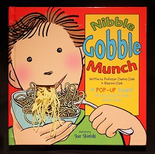 Nibble Gobble Munch - Front Cover of the Book
