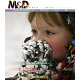 Cover of winter 12-13 issue of Mums and Dads parents magazine