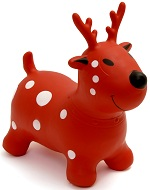 Red Reindeer by Djeco
