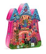 Fairy Castle Jigsaw by Djeco