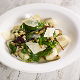 Parsnip Gnocchi with Walnut Dressing