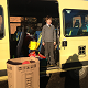 Toys Donated to The Wood Street Mission by Ryleys Families Fill School Minibus