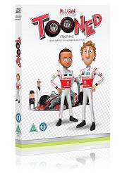 TOONED DVD from McLaren Store