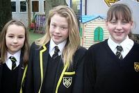 Stockport Grammar Junior hockey girls chosen for Greater Manchester Under-12s Development Squad
