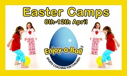 Enjoy-a-Ball Easter Holiday Club, 2013