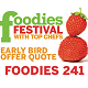 Foodies Festival with Top Chefs Promotional Code - Tumbnail