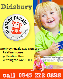 New Monkey Puzzle Day Nursery, Didsbury