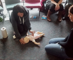 Bumps and Bashes First Aid Class
