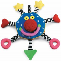 Baby Whoozit, Soft Activity Toy
