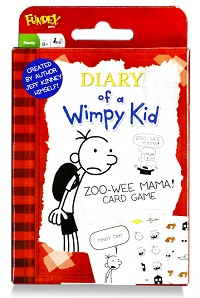 Diary of Wimpy Kid - Card Game