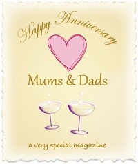Happy 10th Anniversary, Mums&Dads Family Magazine