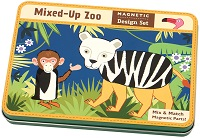 Mixed Up Zoo - Magnetic Playset