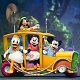 DL5 Car | act1 | Disney Live! Mickey's Rockin' Road Show 2013