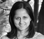 Gouri Laher, clinical hypnotherapist, hypnotic birthing practitioner and a Reiki teacher