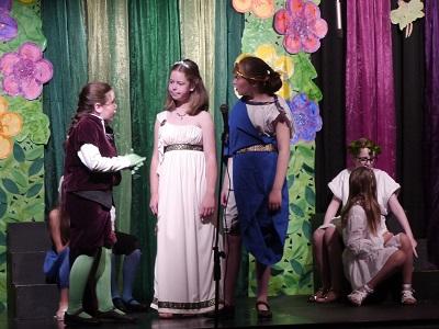 Wilmslow Preparatory School | Midsummer Night's Dream, Shakespeare