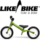 Win Hardy LIKEkaBIKE balanced bike