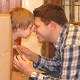 Father Figure | Cardboard Box Play 2