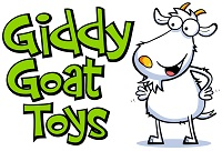 Giddy Goats Toys Shop (Didsbury, Manchester) Logo