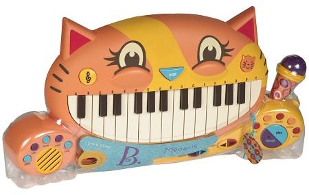Meowsic Musical Keyboard and Music Set