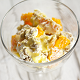 clementine curd and cinnamon mess