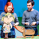 Lola and Sizzles | Charlie and Lola's Extremely New Play Director: Roman Stefanski Adaptation: Jonathan Lloyd Designer: Laura McEwen Lighting: Douglas Kuhrt Puppeteers: Ceri Ashcroft, Aya Nakamura, Matthew Crowfoot, Sanjay Shelat, Phil Yarrow.
