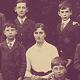 Moor Allerton School 100 years ago