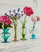 Rainbow vases