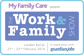 Work and Family Show - GuardianJobs - Dates