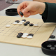 Pupils Playing Go at Cheadle Hulme School with Go Expert, Martin Harvey