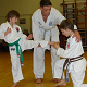 Sensei Phil Patrick (OSTMA) with His Students