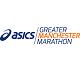 ASICS Greater Manchester Marathon Logo