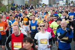 ASICS Greater Manchester Marathon - Runners