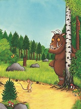Gruffalo at TheLowry - Classic Picture