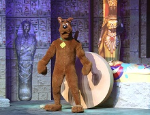 Scooby-Doo at the show | The Lowry