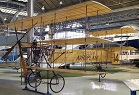 Avro-Triplane | Flying Forces Show at Museum of Science and Industry