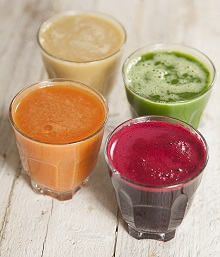 Riverford juicing recipes