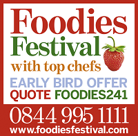 Foodies Festival 2014 2-4-1Offer