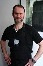 Glynn Purnell, head chef at Purnells and judge of BBC's Great British Menu