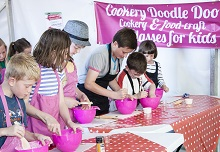 Kids Cookery Theathre