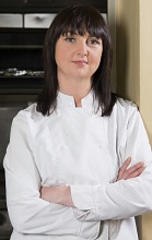 Mary Ellen McTague, BBC's Great British Menu contestant and head chef at Aumbry